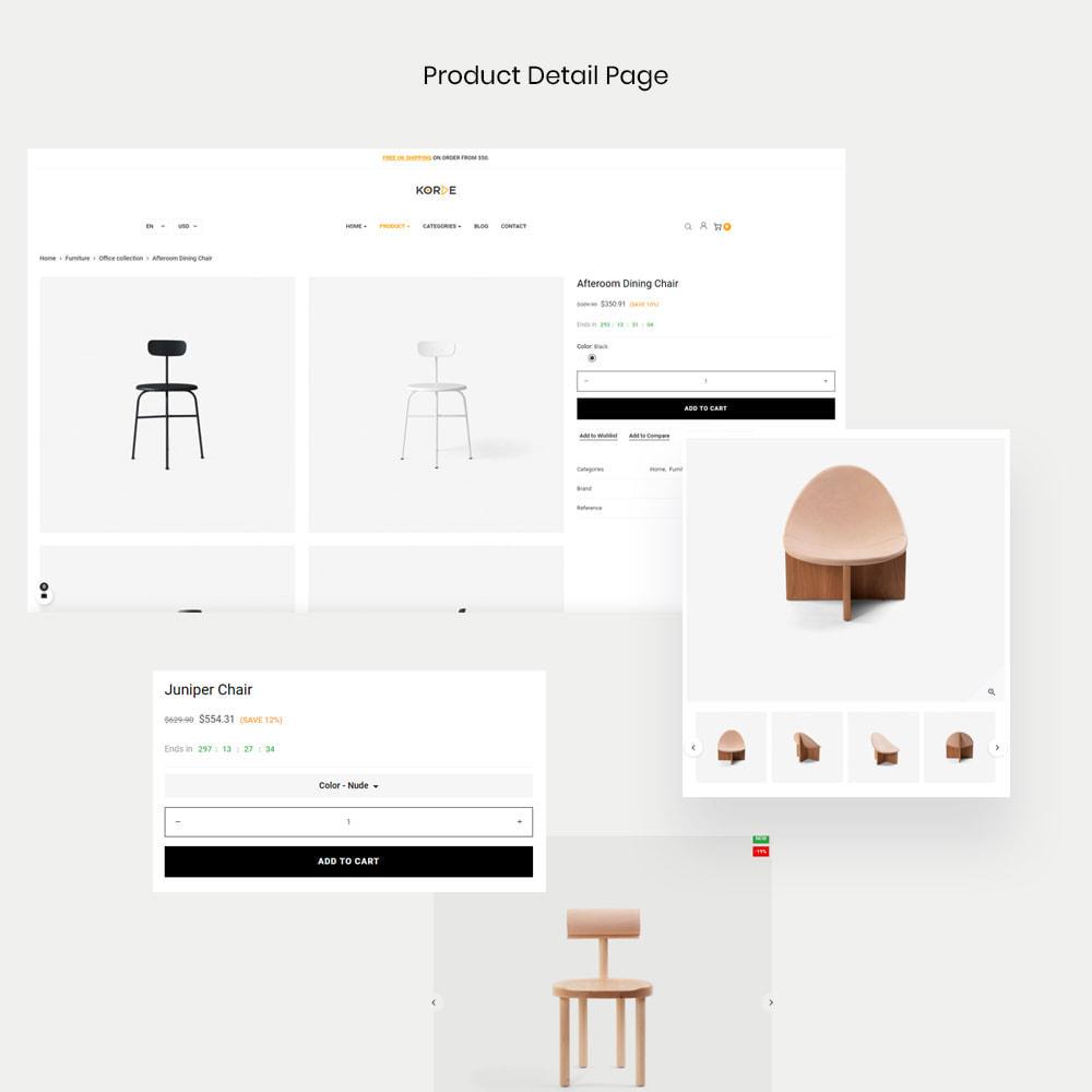 theme - Home & Garden - Korde - Furniture & Interior Home Decor - 8