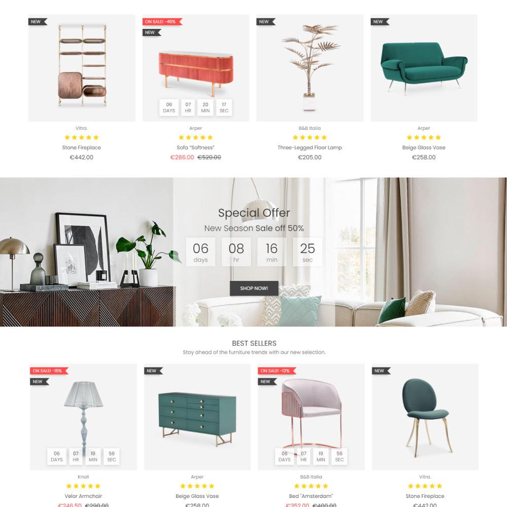 theme - Casa & Jardins - Furniture & Interior - Home & Garden, Decor, Kitchen - 3