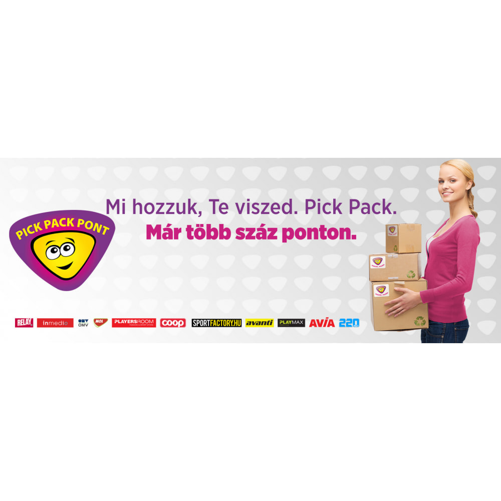 module - Delivery Tracking - Pick Pack Pont Hungary - 2