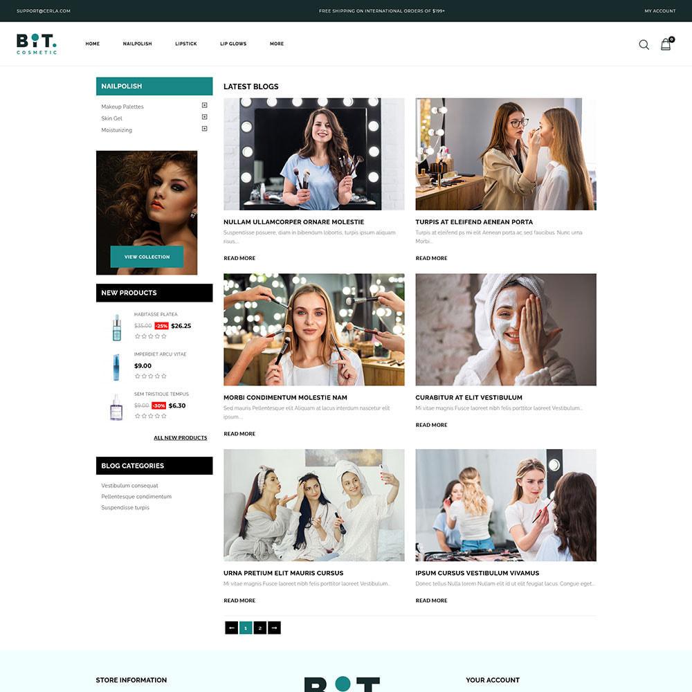 theme - Health & Beauty - Bitcosmetic - Cosmetic Store - 6