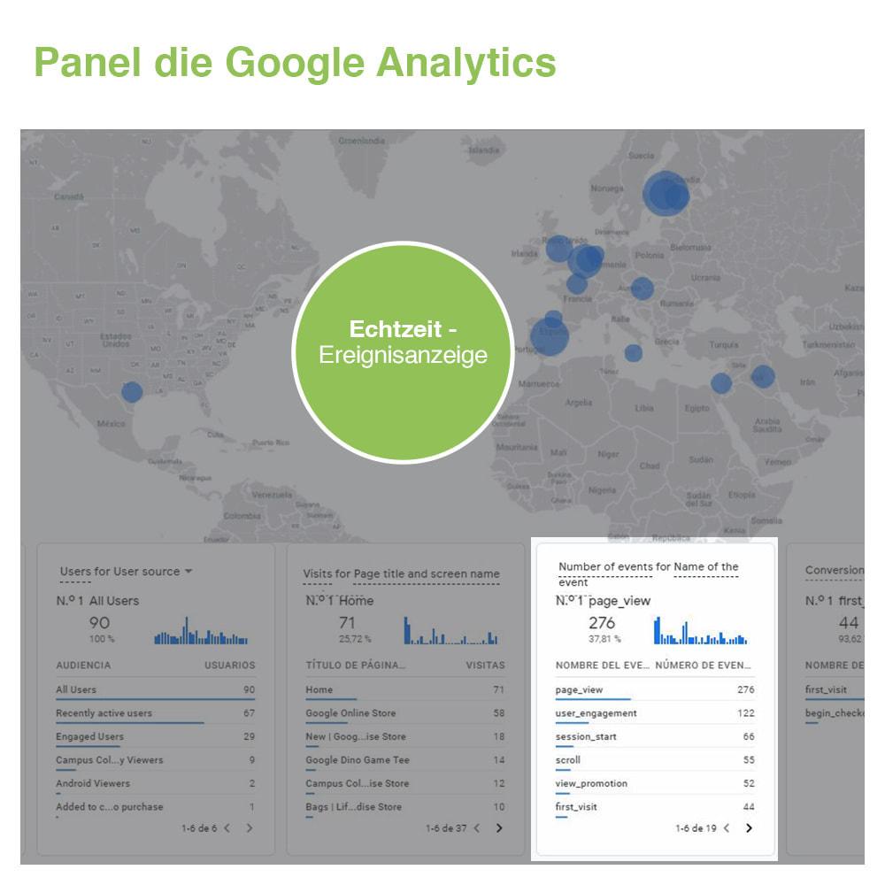 module - Analysen & Statistiken - Google Analytics 4 - 5