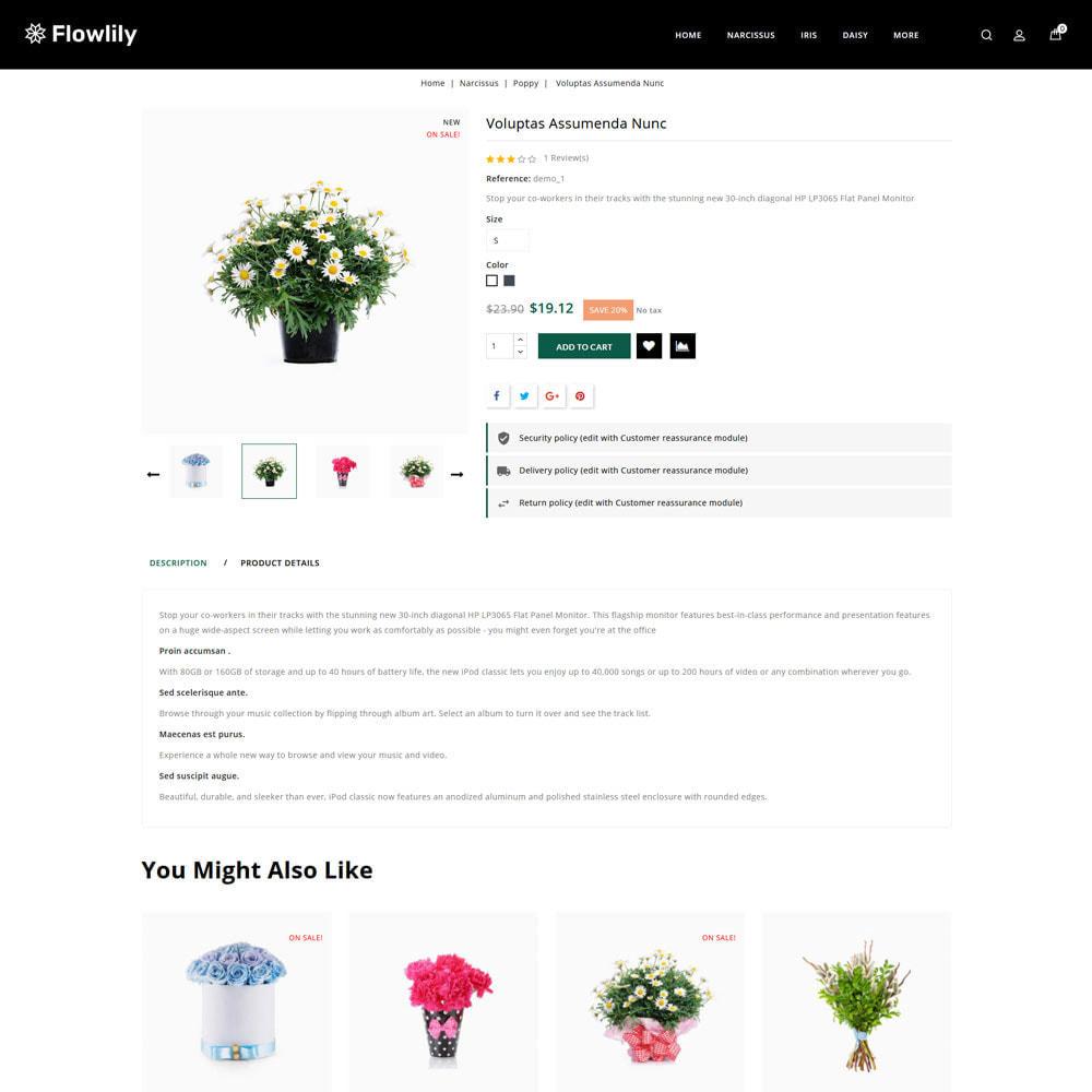 theme - Cadeaus, Bloemen & Gelegenheden - Flowlity - Flower Store - 8
