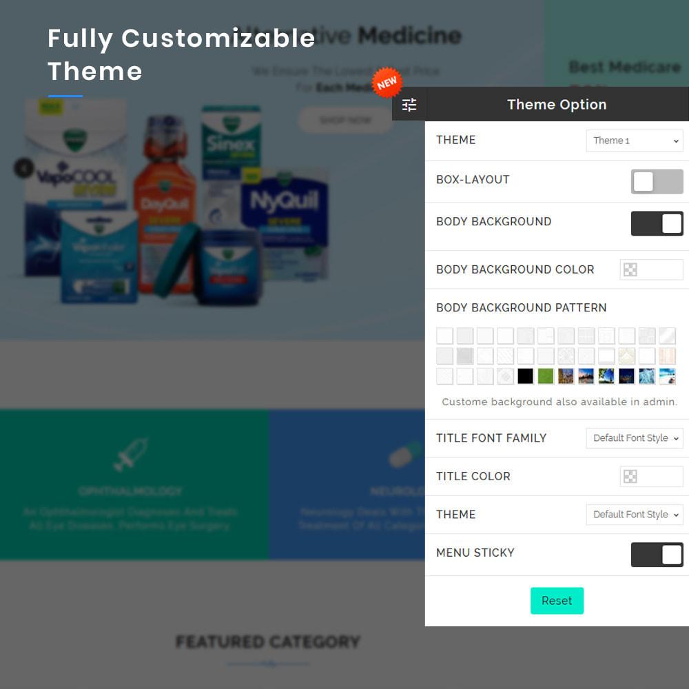 theme - Gezondheid & Schoonheid - Medico Mega Medicine–Drug Pharmacy–Medical Super Store - 12