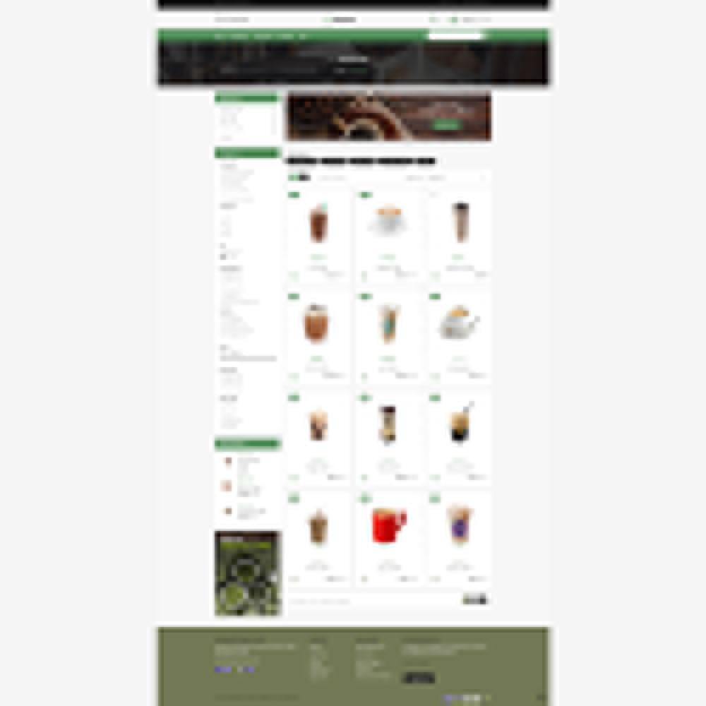 theme - Alimentos & Restaurantes - Expresso Coffee Store - 3
