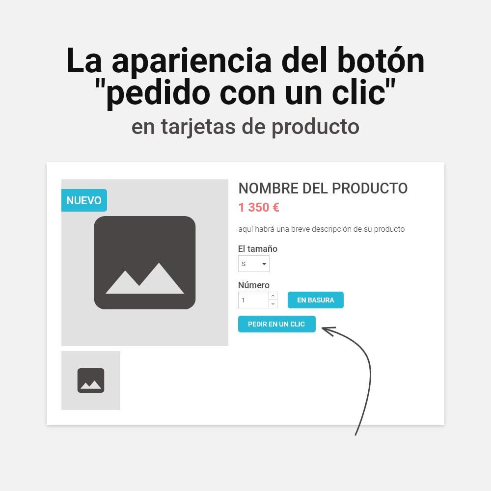 module - Proceso rápido de compra - Pedido con un clic - 2