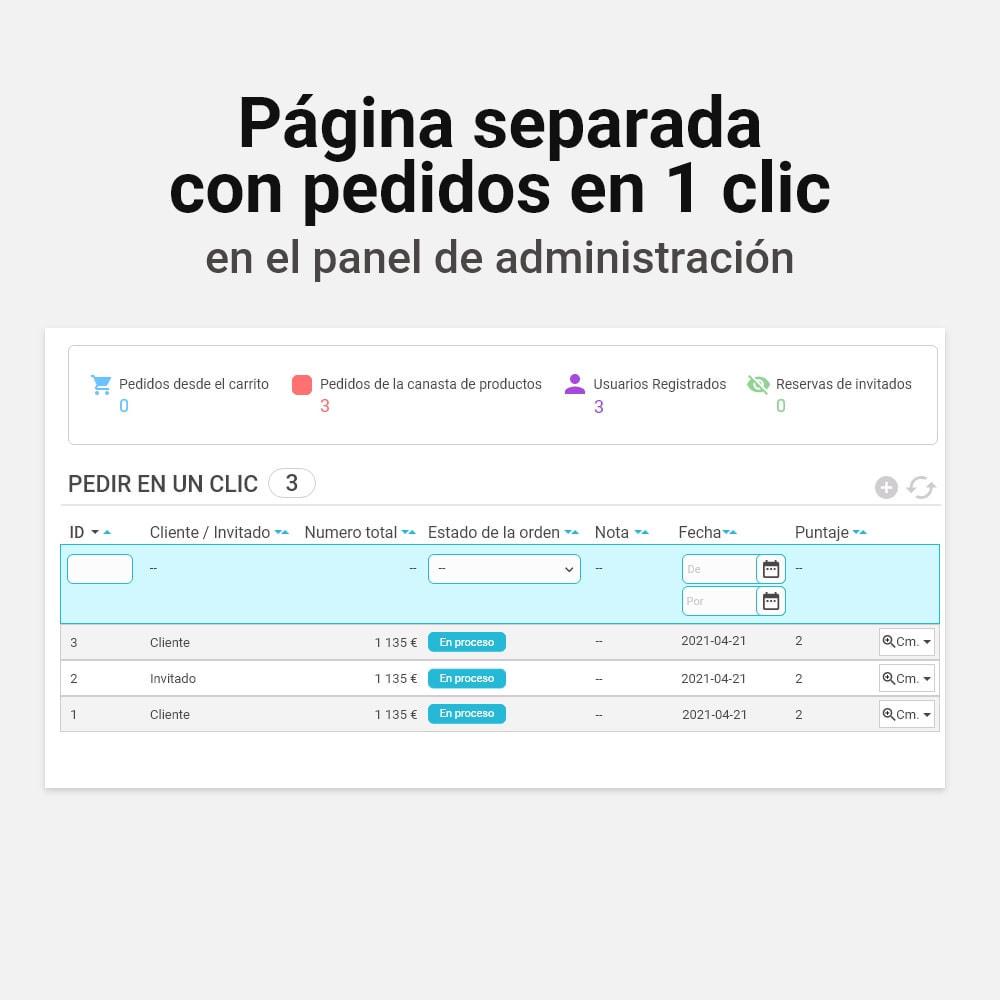 module - Proceso rápido de compra - Pedido con un clic - 10