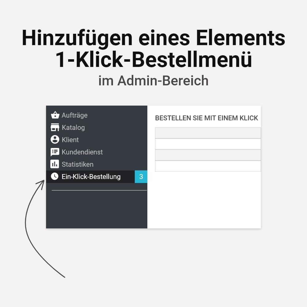 module - Express Checkout Prozesse - Ein-Klick-Bestellung - 9