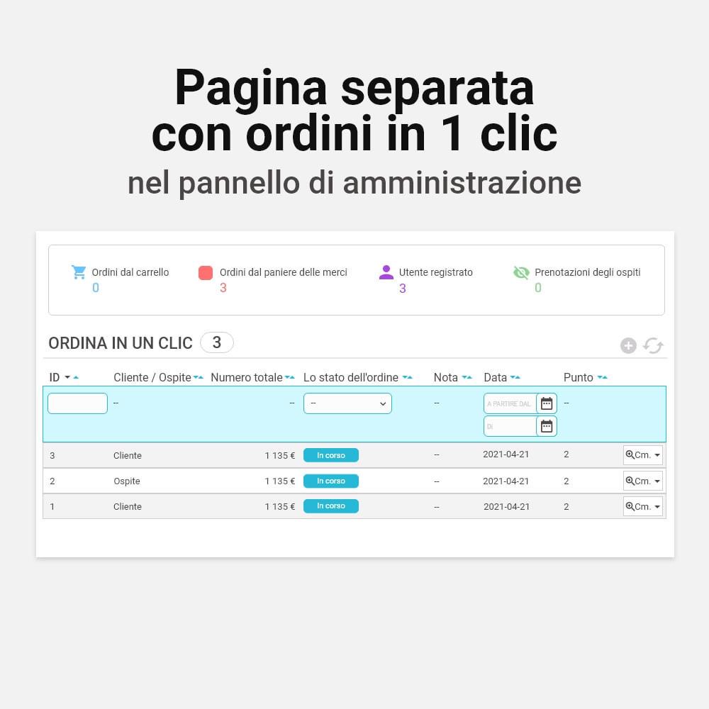 module - Express Checkout - Ordine con un clic - 10