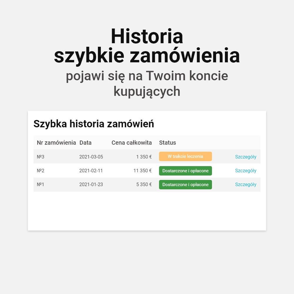 module - Szybki proces składania zamówienia - Zamówienie jednym kliknięciem! - 5