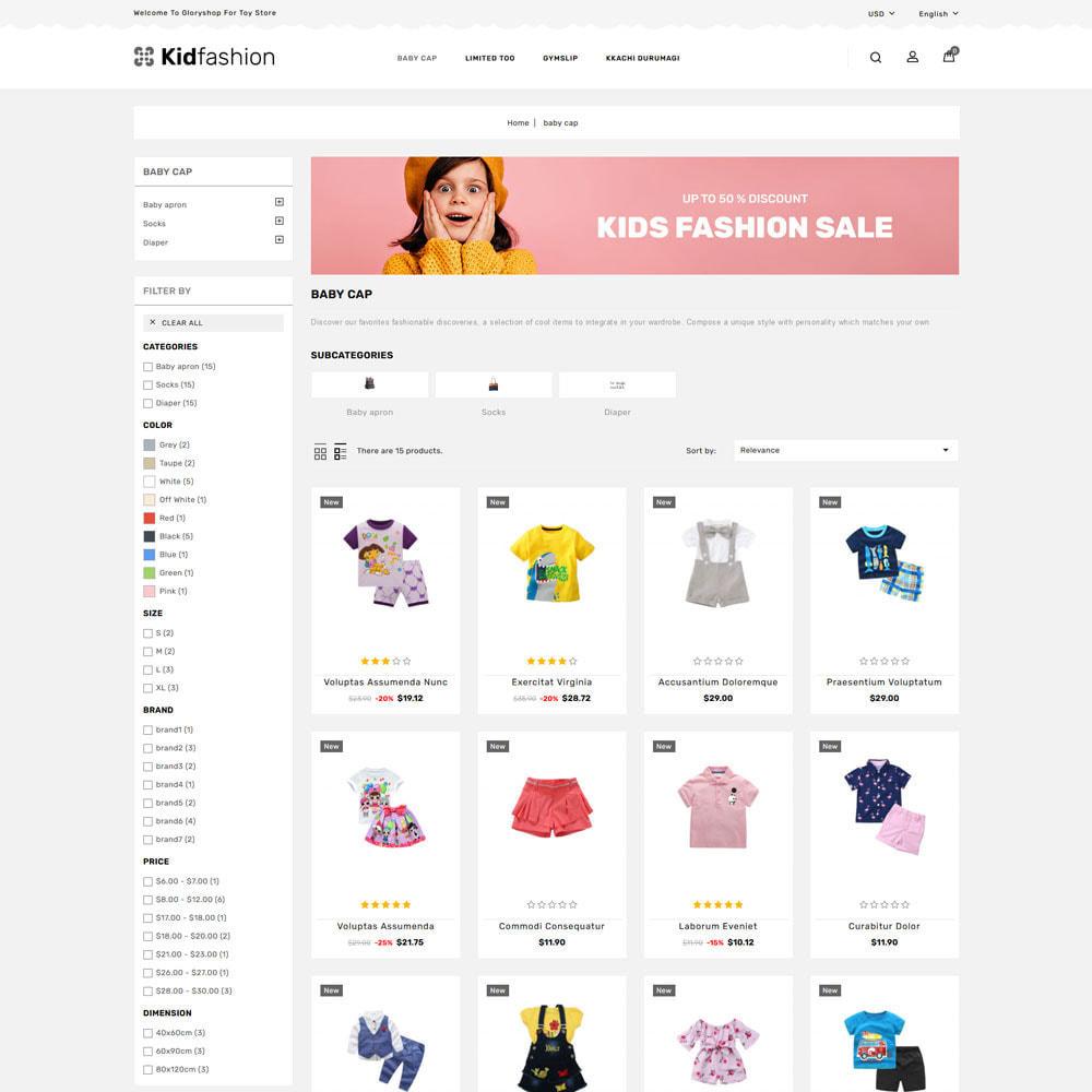 theme - Kinderen & Speelgoed - Kidfashion - Kids Fashion - 2
