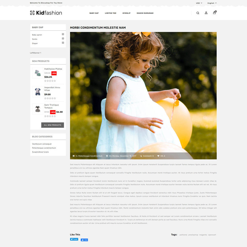 theme - Kinderen & Speelgoed - Kidfashion - Kids Fashion - 6