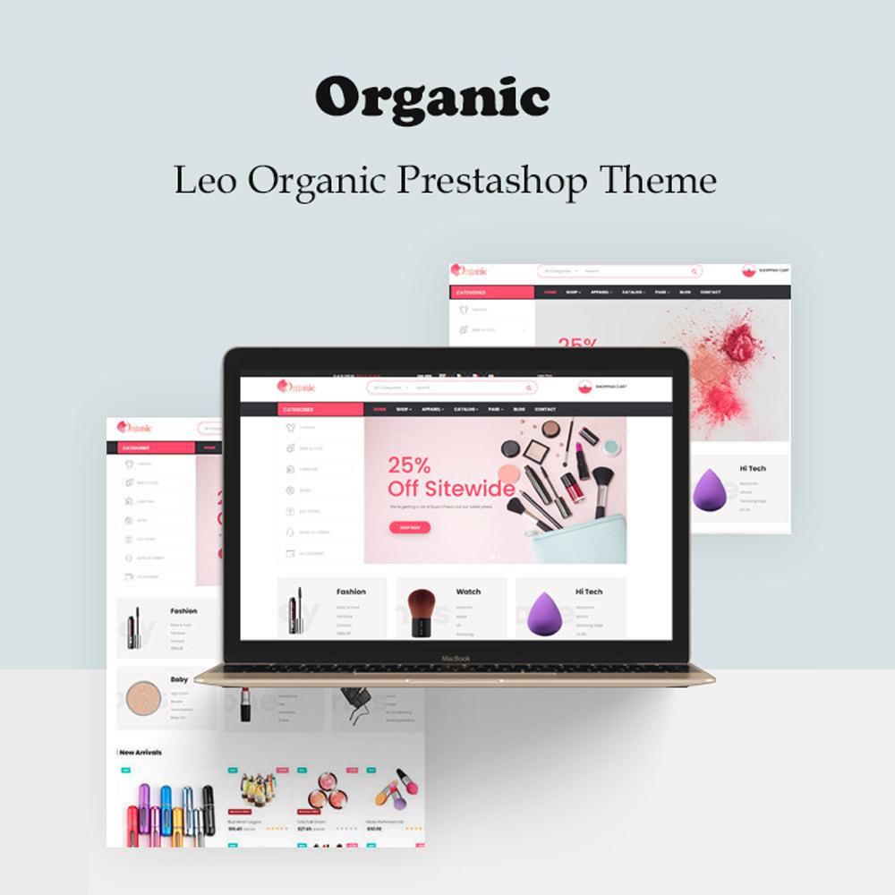 theme - Health & Beauty - Bos Organic - 1