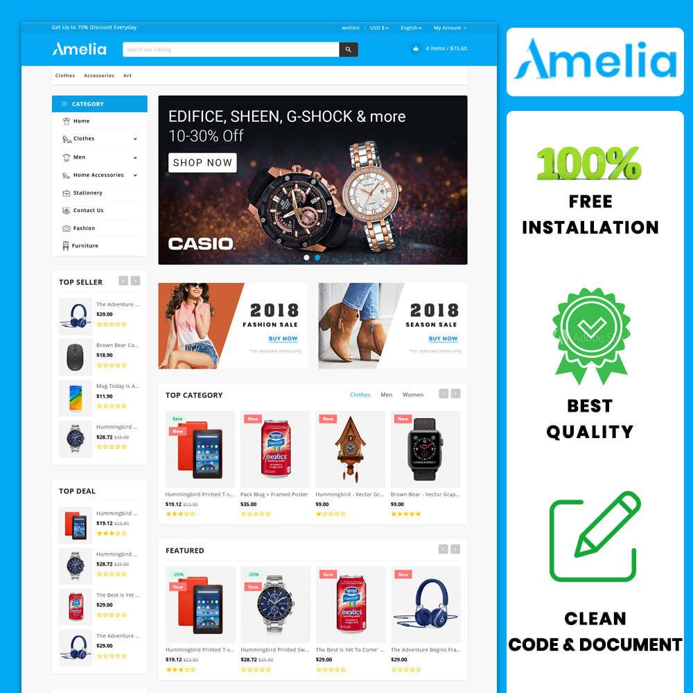 theme - Electronics & Computers - Amelia Electronics Multipurpose Store - 1