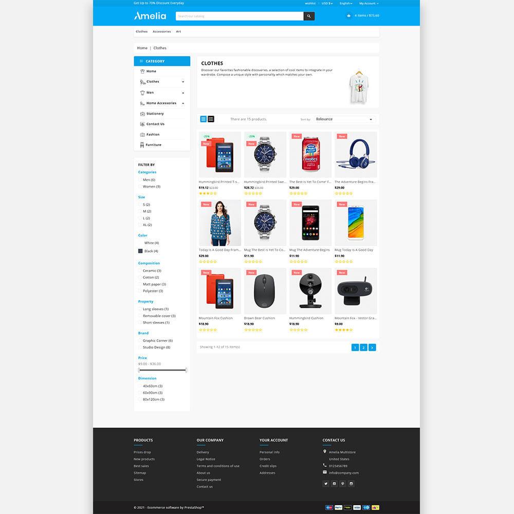 theme - Electronics & Computers - Amelia Electronics Multipurpose Store - 4