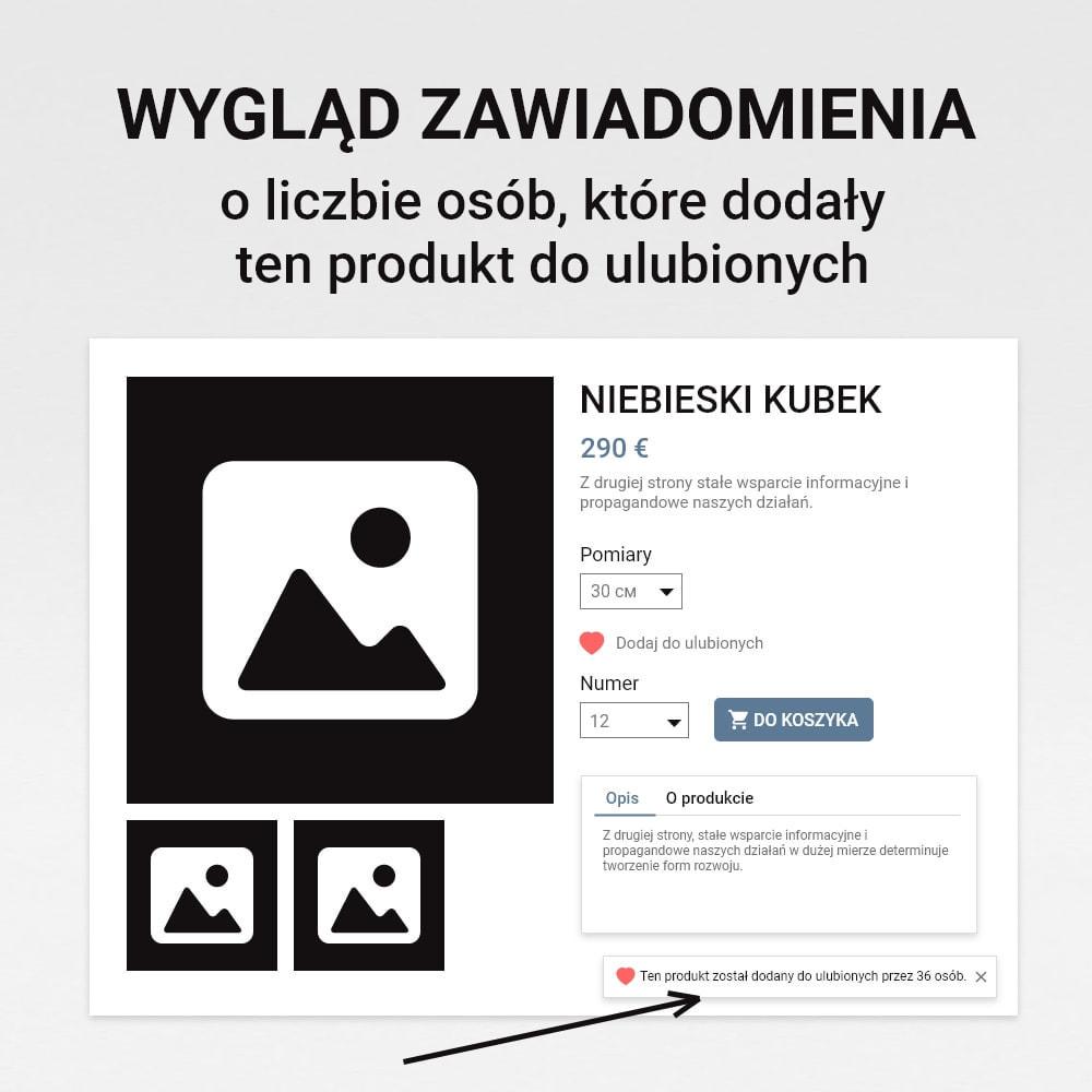 module - Lista życzeń & Karta podarunkowa - Lista życzeń - 8