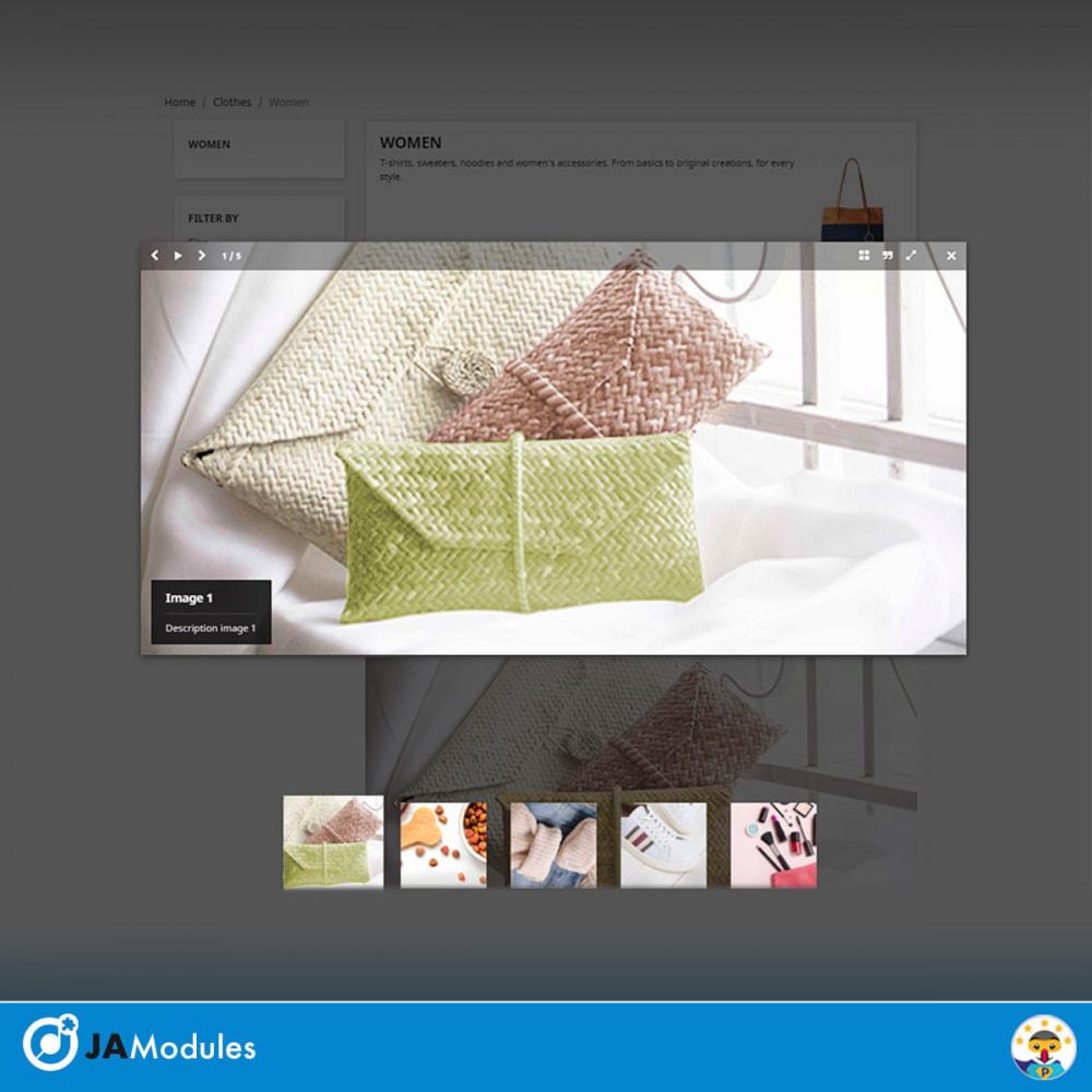 module - Sliders & Galleries - Gallery LC Lightbox Lite - 19