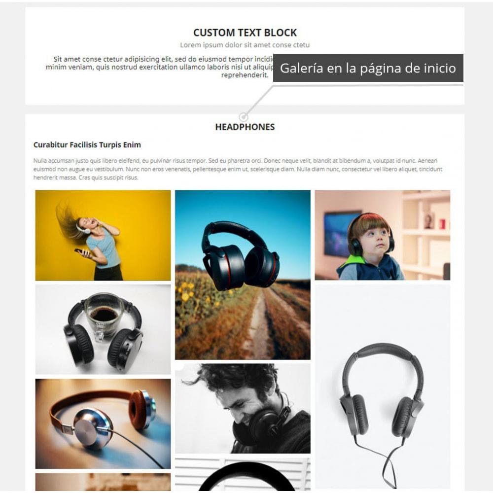 module - Sliders y Galerías de imágenes - Professional Gallery - 5