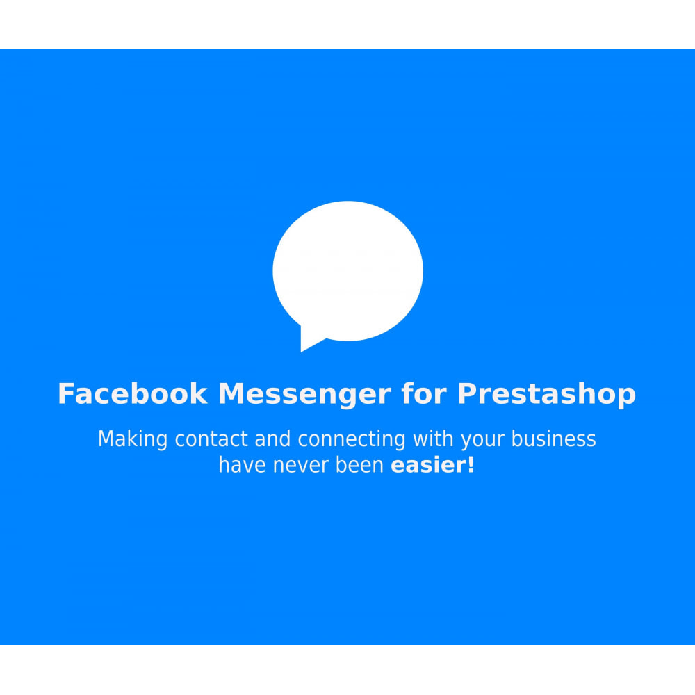 module - Suporte & Chat on-line - Messenger Live Chat - 1
