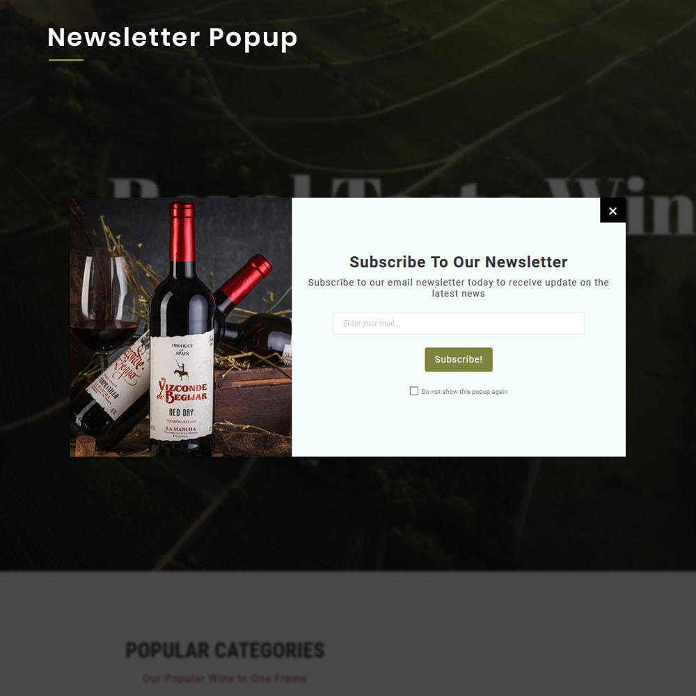 theme - Napoje & Wyroby tytoniowe - Barbera Mega Wine–Vin Liquor–Alcohol Super Store - 9