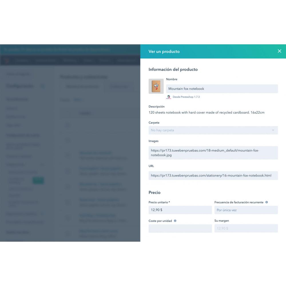 module - Remarketing & Carrelli abbandonati - Integrazione e-commerce HubSpot - 9