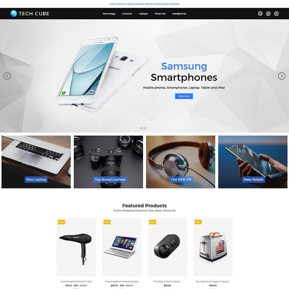 theme - Electronics & Computers - Electronics Mobile - Computer Digital Drone Store - 3