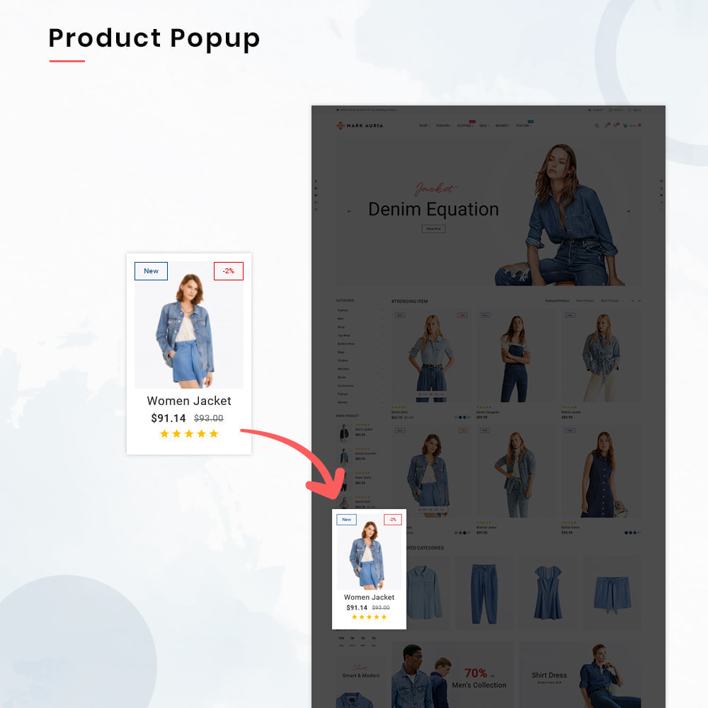 theme - Mode & Schuhe - Markauria Mega Fashion–Clothes Super Store - 10