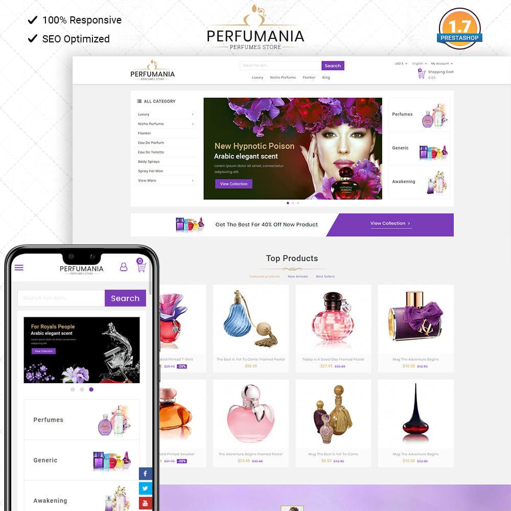 theme - Health & Beauty - Perfume Store - 1