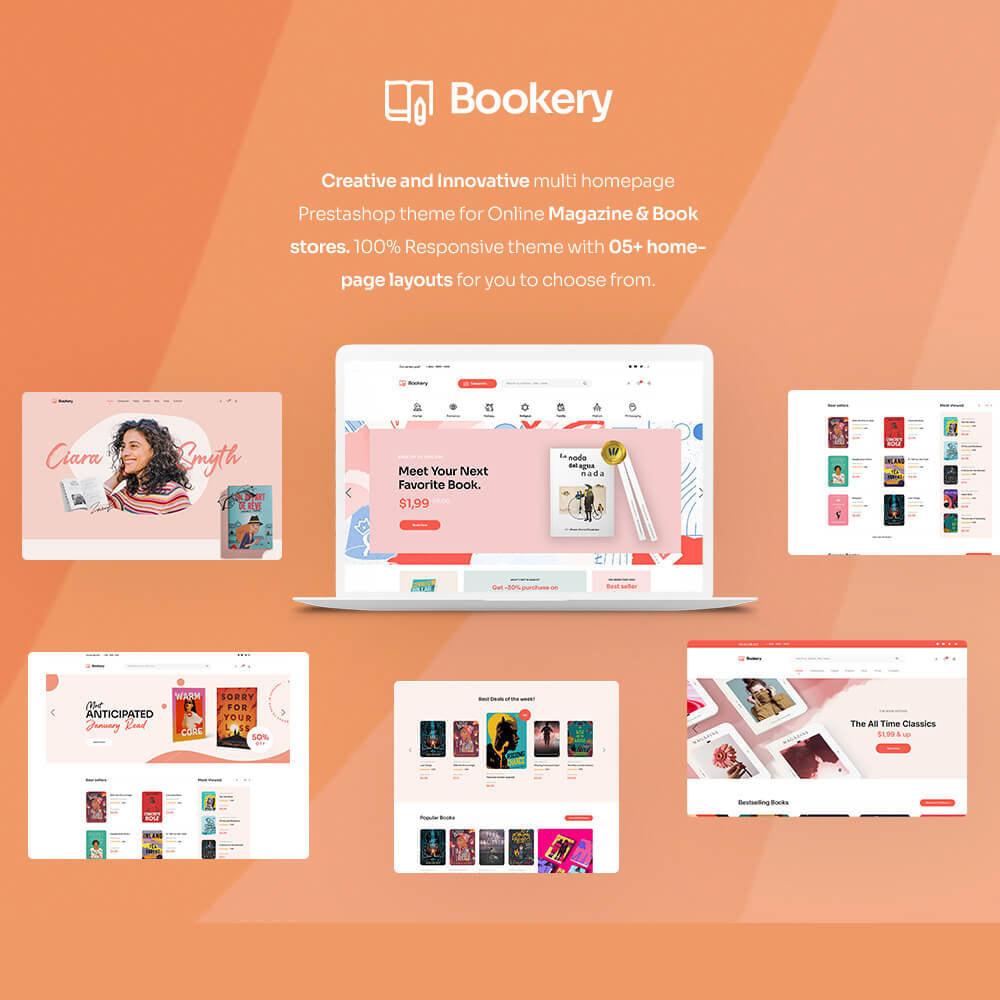 theme - Art & Culture - Leo Bookery -  Online Book Store - 1