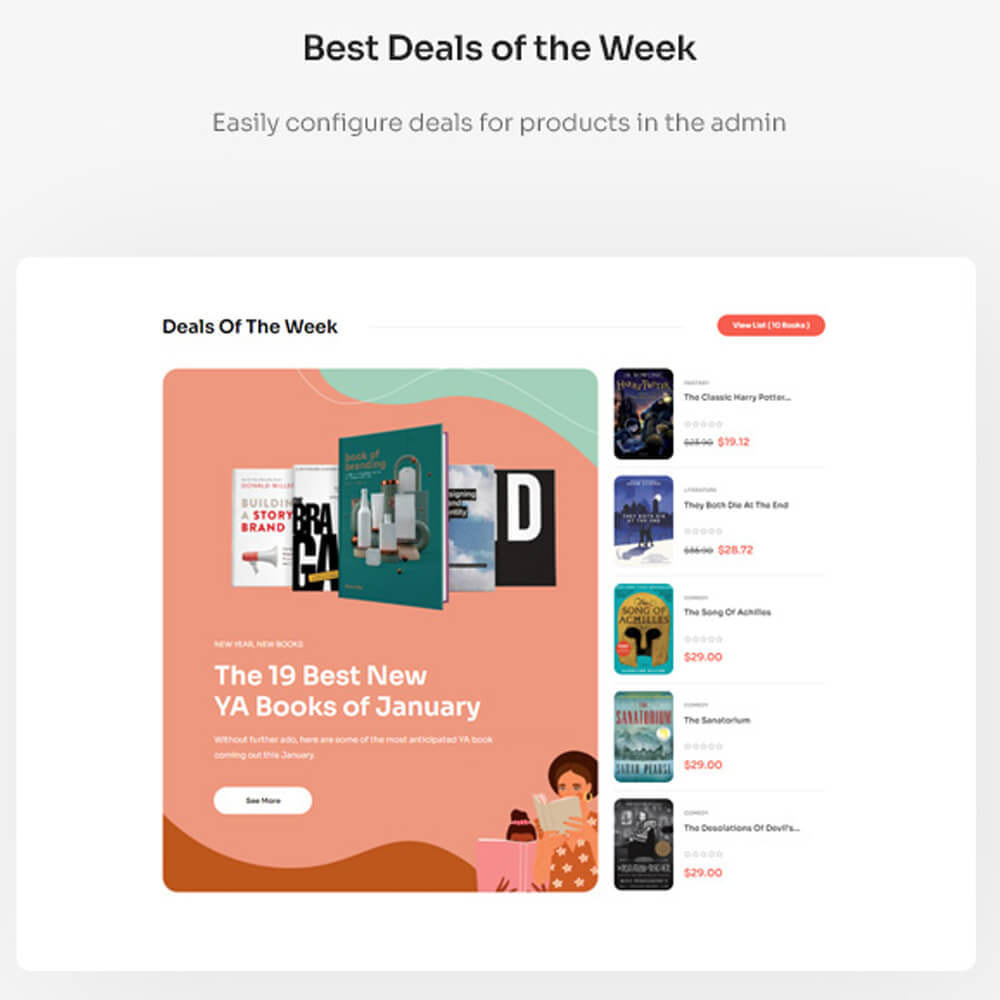 theme - Art & Culture - Leo Bookery -  Online Book Store - 8