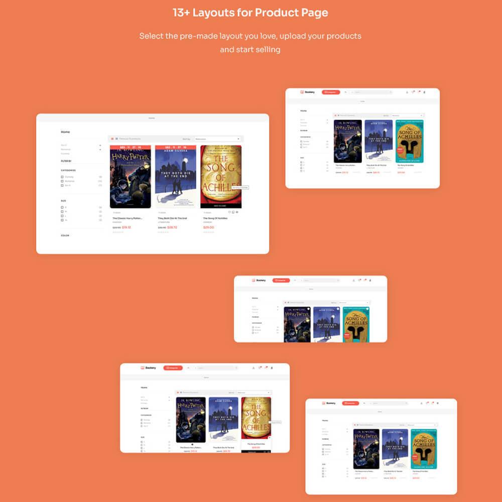 theme - Art & Culture - Leo Bookery -  Online Book Store - 13