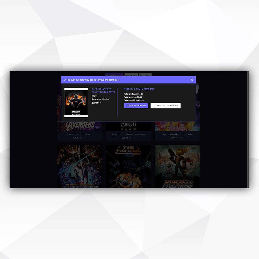 theme - Art & Culture - Rock Star - Game Store - 7