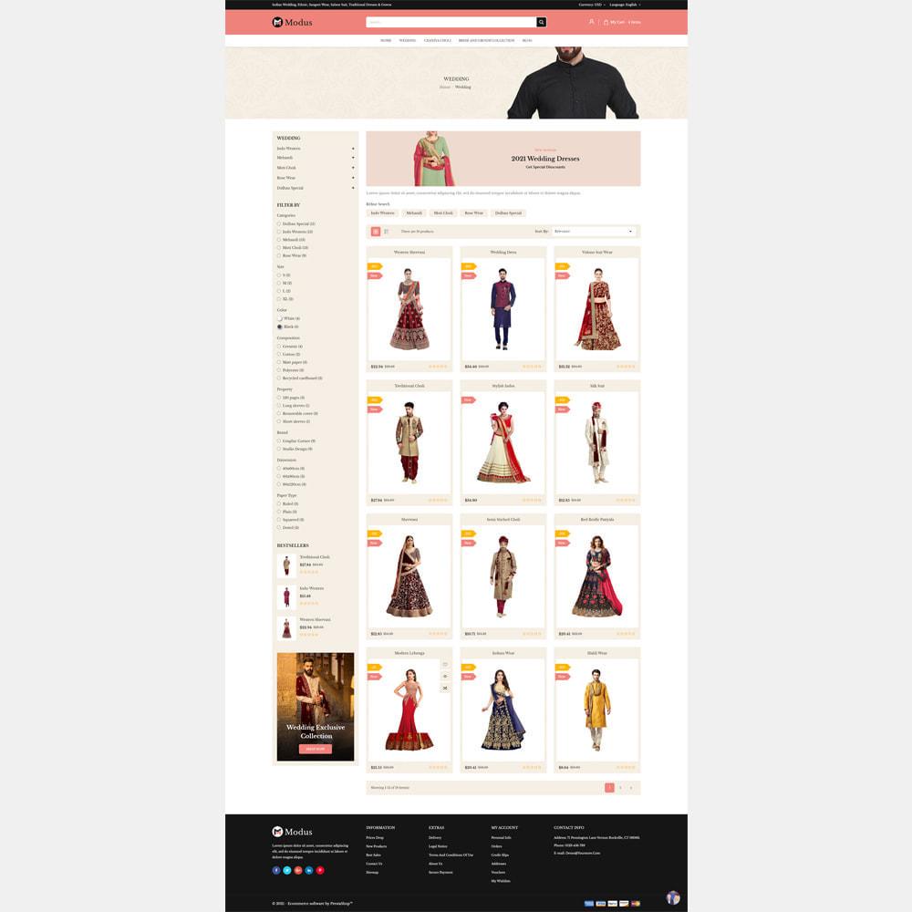 theme - Fashion & Shoes - Modus Fashion Store - 3