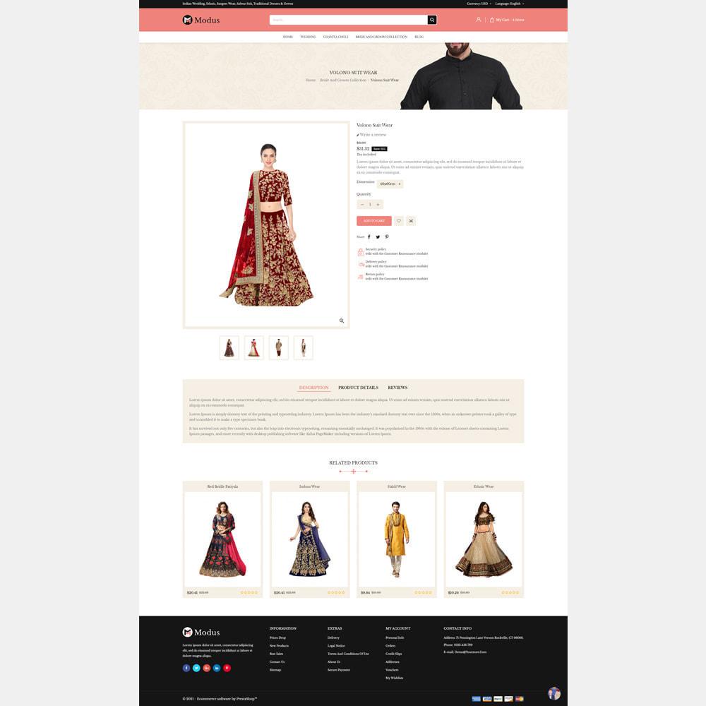 theme - Fashion & Shoes - Modus Fashion Store - 4
