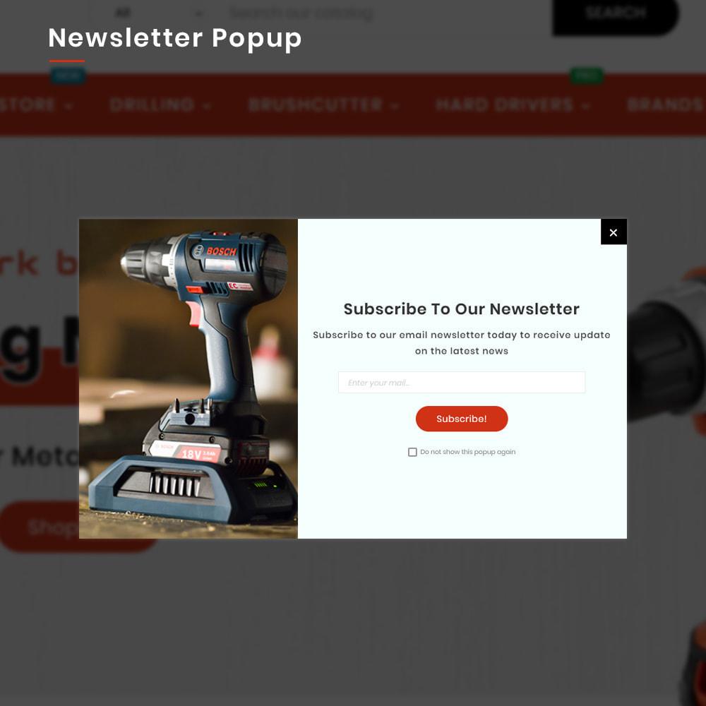 theme - Automotive & Cars - Drilling Mega SparePart–Car and Machine–Tools Store - 9