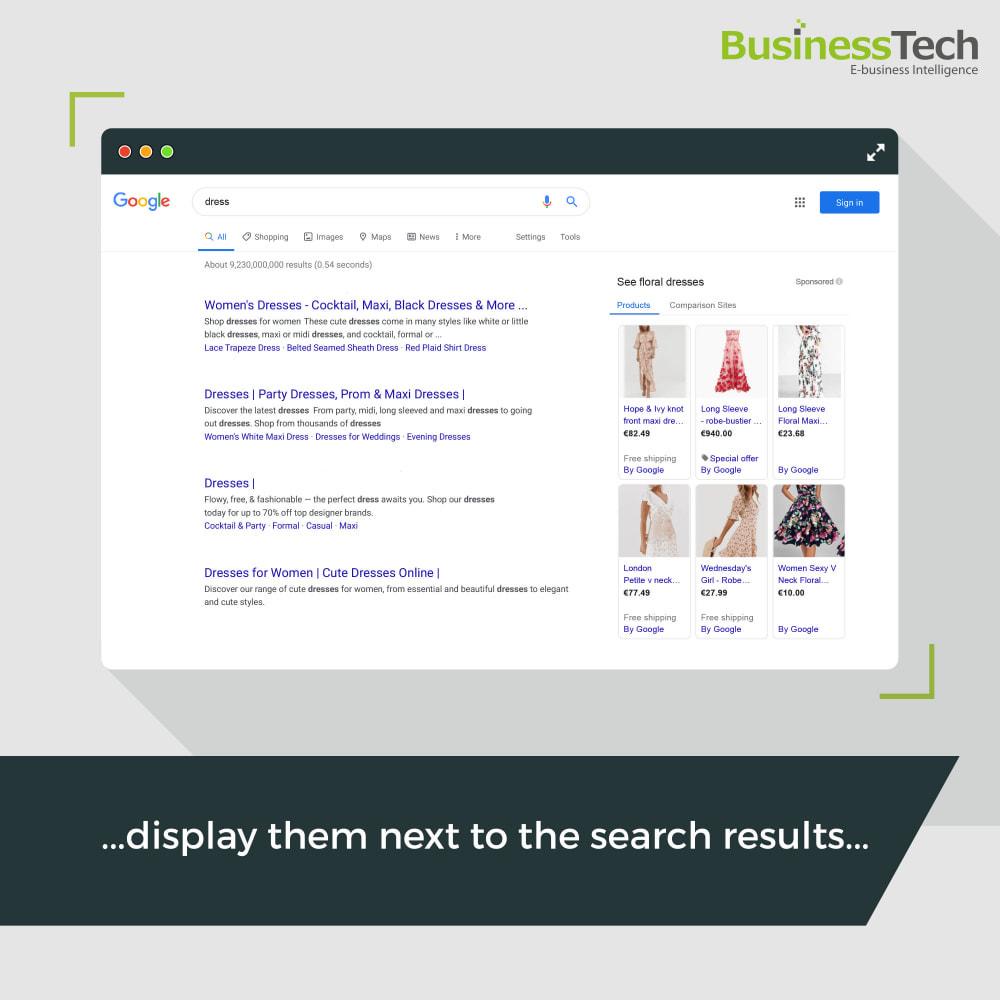 module - Comparadores de Precios - Google Merchant Center (Google-Shopping) - 4