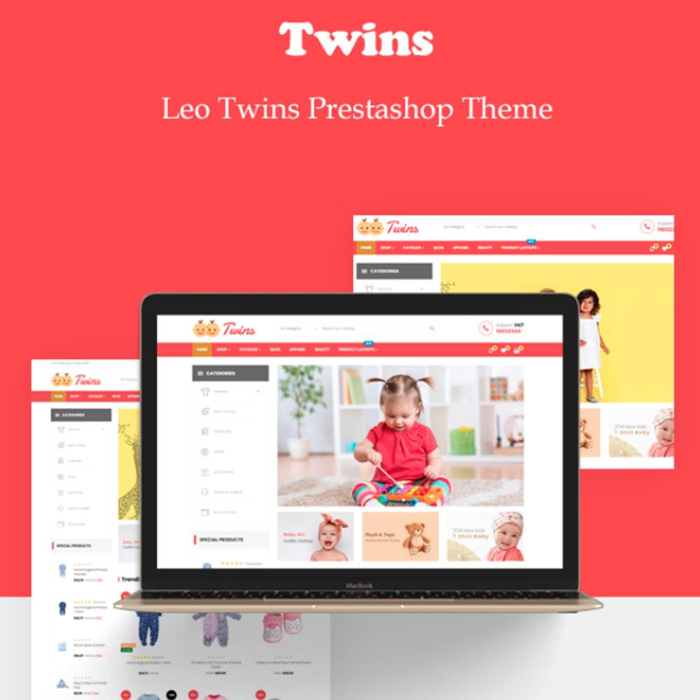 theme - Kids & Toys - Ap Twins - 1
