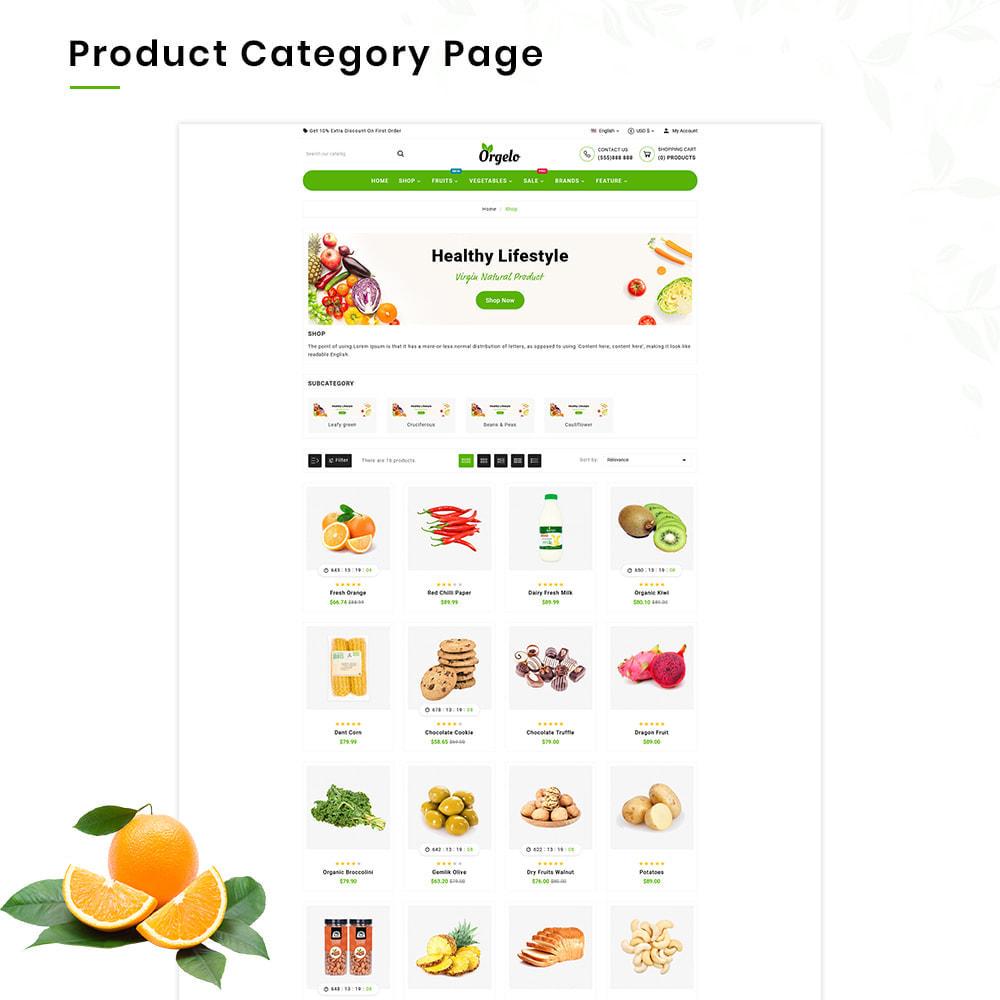 theme - Cibo & Ristorazione - Organic Mega Fresh–Grocery Super Store - 3