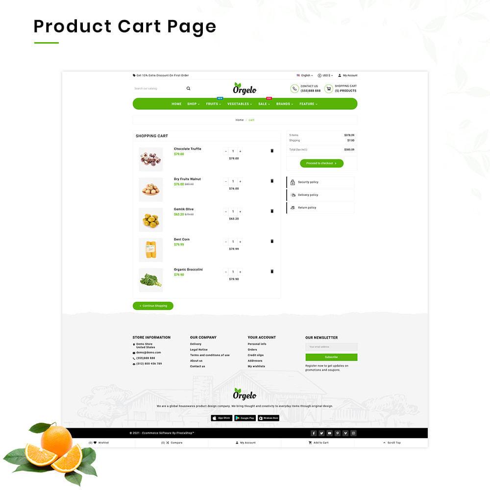theme - Cibo & Ristorazione - Organic Mega Fresh–Grocery Super Store - 5