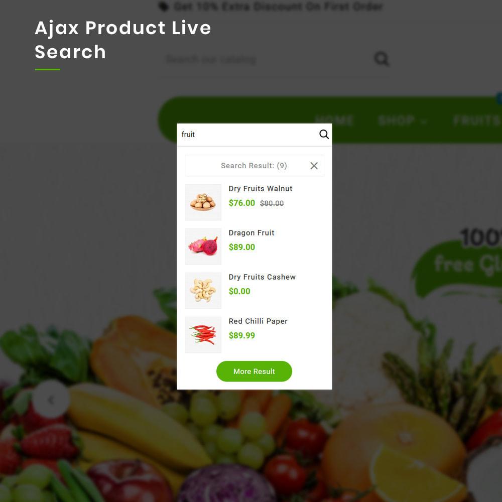 theme - Cibo & Ristorazione - Organic Mega Fresh–Grocery Super Store - 6