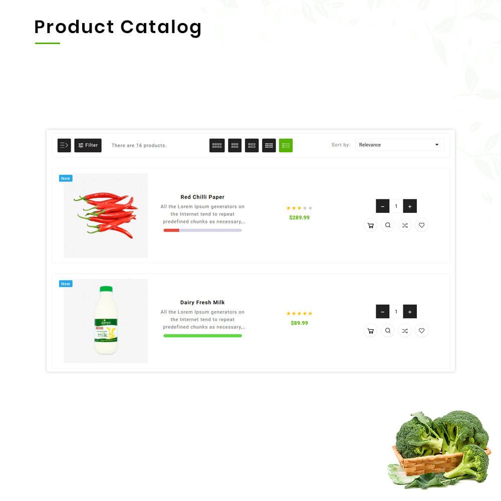 theme - Cibo & Ristorazione - Organic Mega Fresh–Grocery Super Store - 9