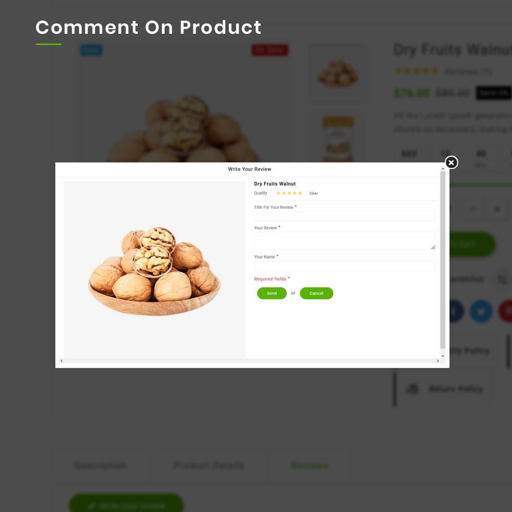theme - Cibo & Ristorazione - Organic Mega Fresh–Grocery Super Store - 12