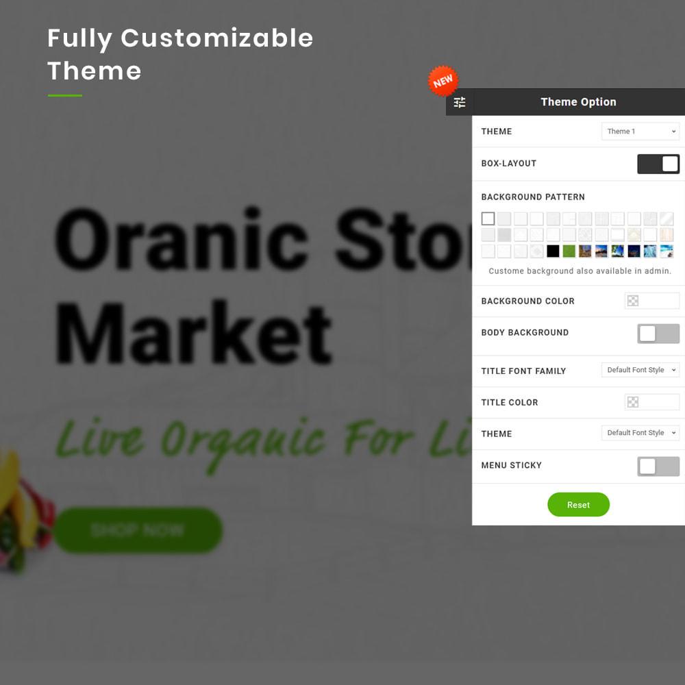 theme - Cibo & Ristorazione - Organic Mega Fresh–Grocery Super Store - 13