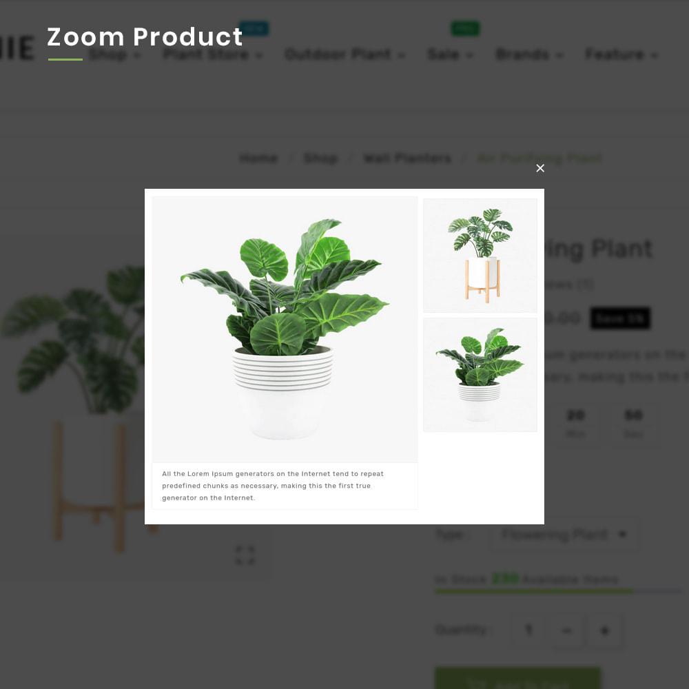 theme - Casa & Giardino - Organe Organic–Plant and Craft–Tools Store - 8
