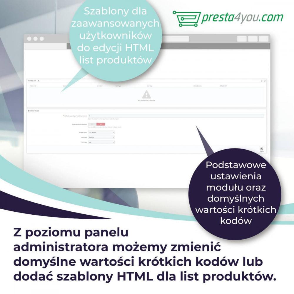 module - Wideo & Muzyka - Krótkie kody / Produkty / Video / CMS - 2