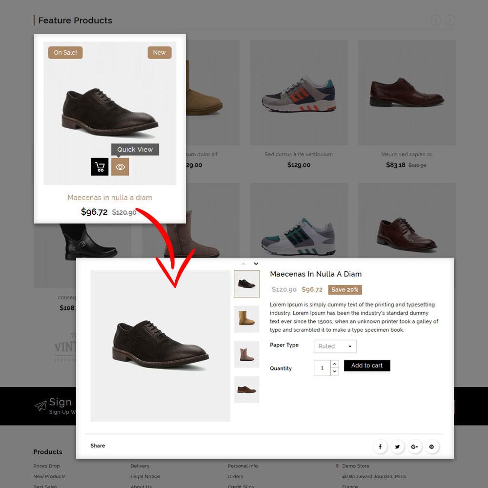theme - Fashion & Shoes - Trute - Shoes Store - 8
