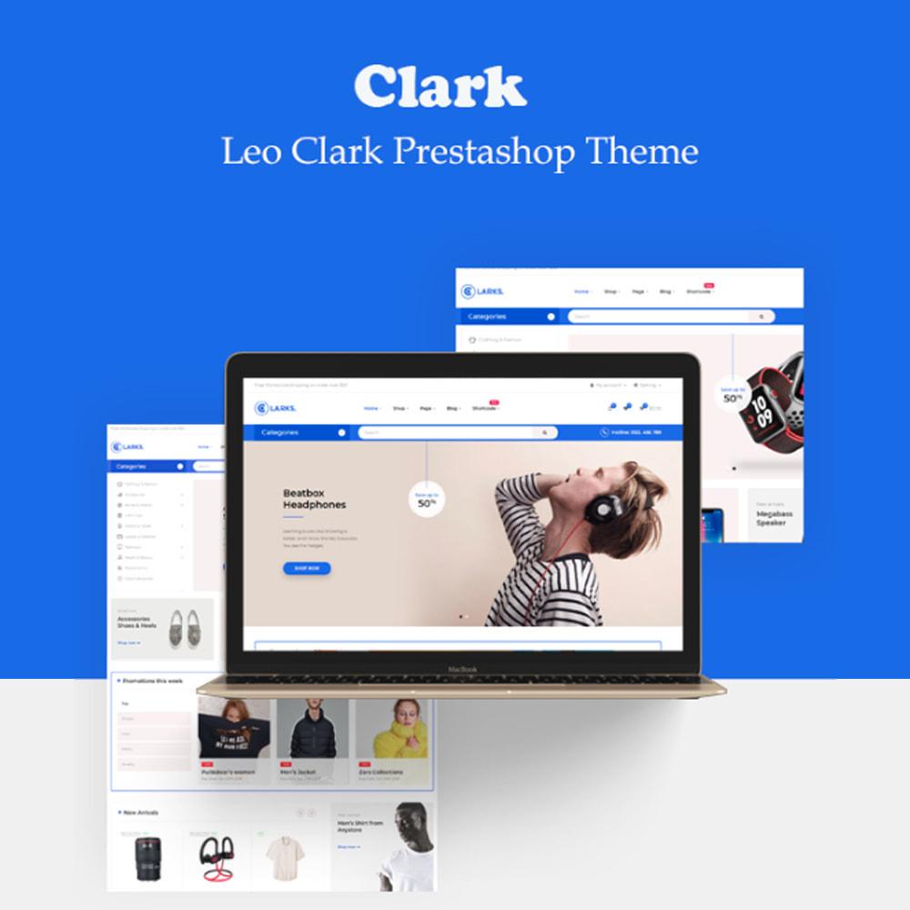 theme - Fashion & Shoes - Ap Clark - 1