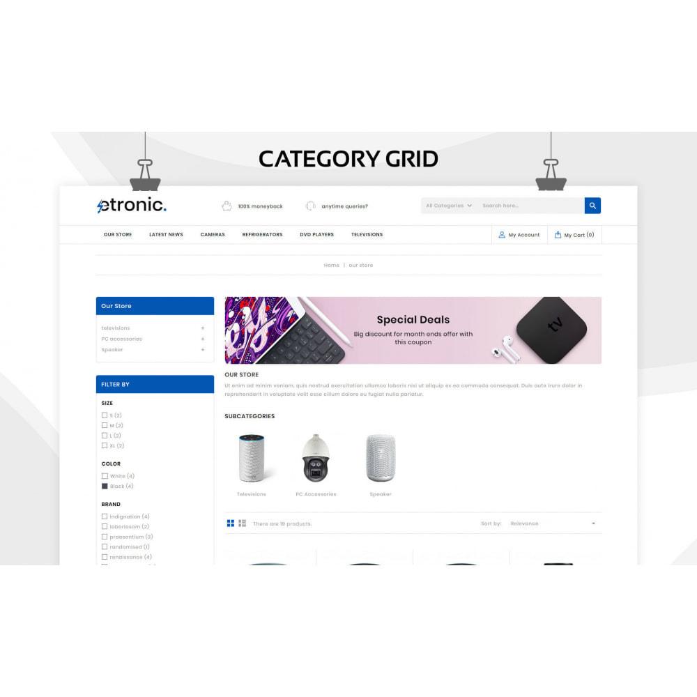 theme - Elettronica & High Tech - Etronic  - Il mega negozio di elettronica - 5
