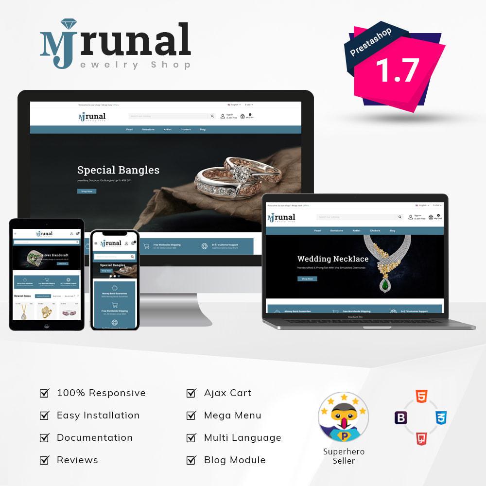 theme - Jewelry & Accessories - Mrunal - Jewellery Shop - 2