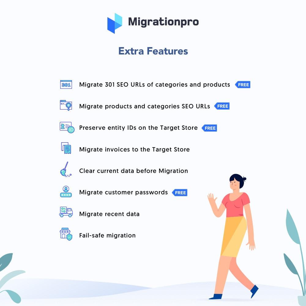 module - Data Migration & Backup - MigrationPro: Loaded Commerce to PrestaShop Migration - 5