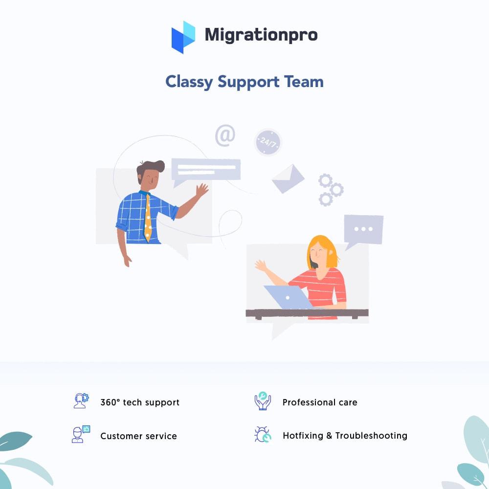 module - Data Migration & Backup - MigrationPro: Loaded Commerce to PrestaShop Migration - 8